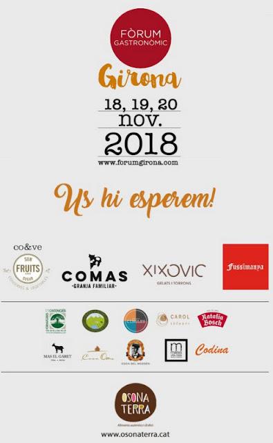 Setena edició del Fòrum Gastronòmic Girona