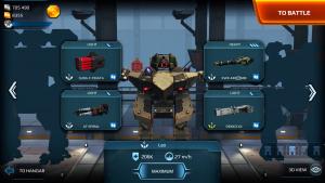 War Robots Mod Apk Data