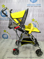 Kereta Dorong Bayi Does DS202X Buggy
