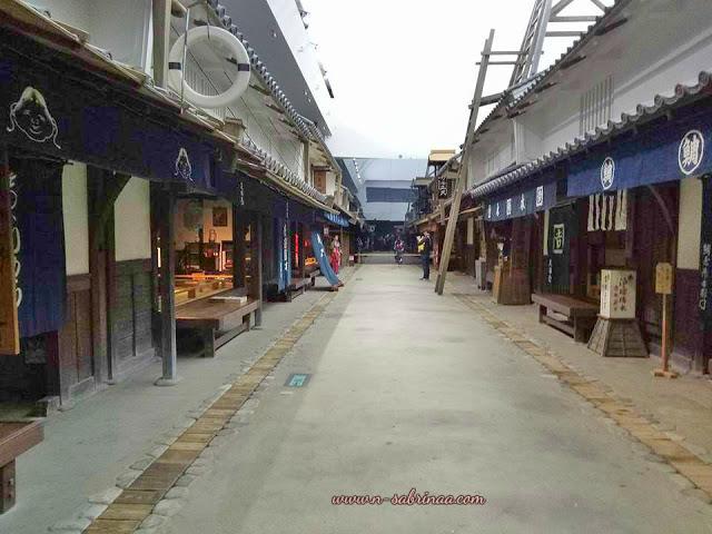 tempat menarik di Osaka