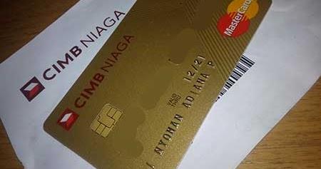 Kartu Kredit CIMB Niaga Tidak Bisa Digunakan Belanja ...