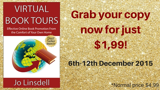 SPECIAL OFFER: Virtual Book Tours at just $1,99! #ToRead #Books #AmReading