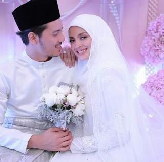 Gambar Pertunangan Fattah Amin Dan Fazura, Gambar Pernikahan Fattah Amin Dan Fazura, Fattzura, Fattah dan Fazura Selamat Bernikah, 27 November 2017,