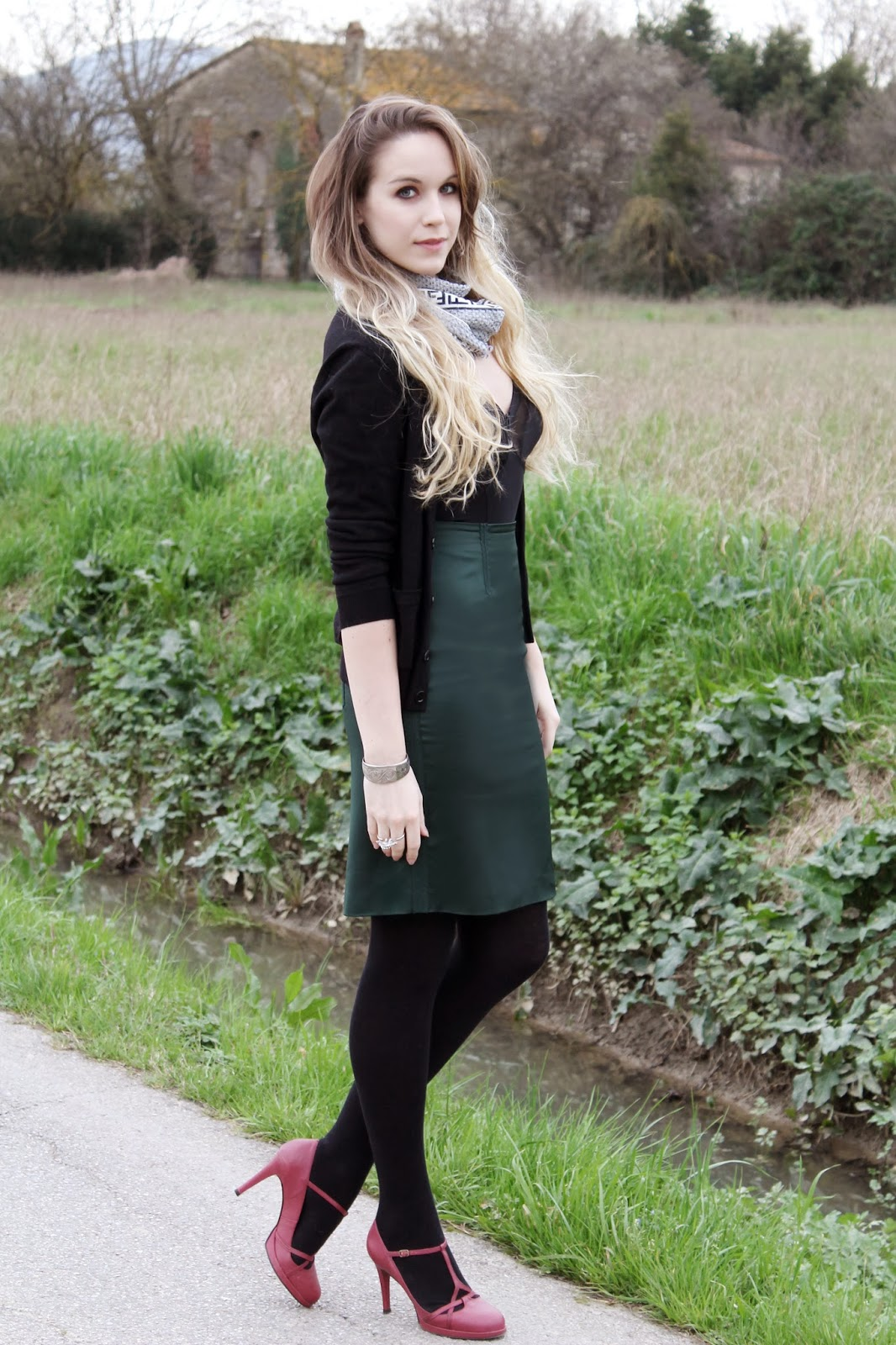pencil skirt, kovats anett