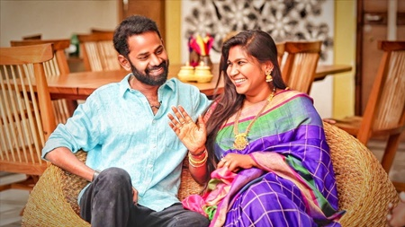 Unexpected Turn | Ramesh Thilak & Navalakshmi interview