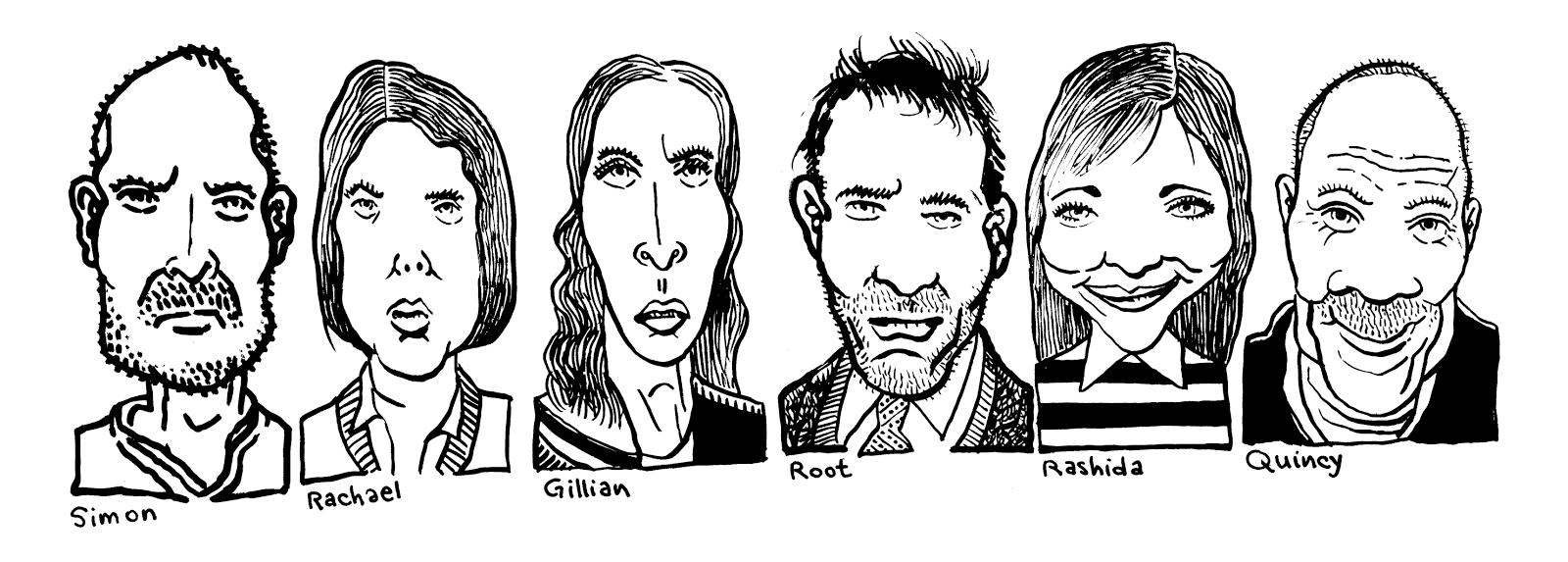 Don Moyer Sketchbook: March 2014