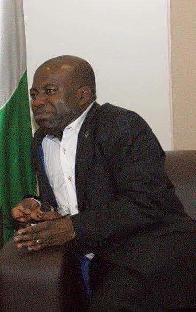 Otti's Cry over Planned Attack on Him is Height of His Political Disingenuousness