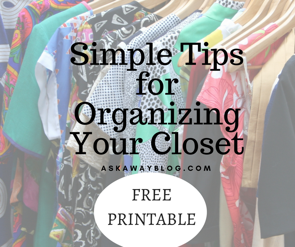 A Neat And Organized Closet Can Make Or Break Your Morning. It Can Mean The  Difference Between Knowing What To Wear And Stressing Out Because You Canu0027t  Find ...