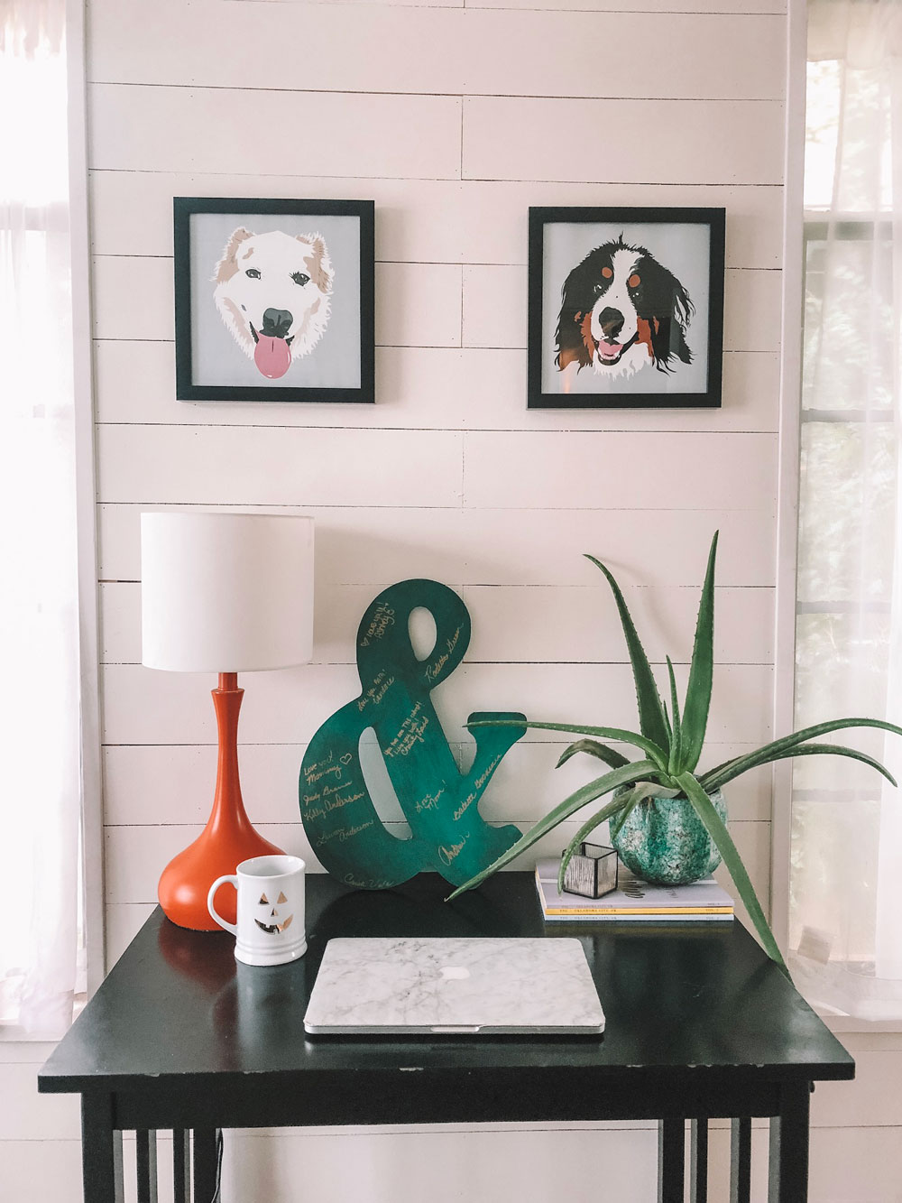 custom dog prints