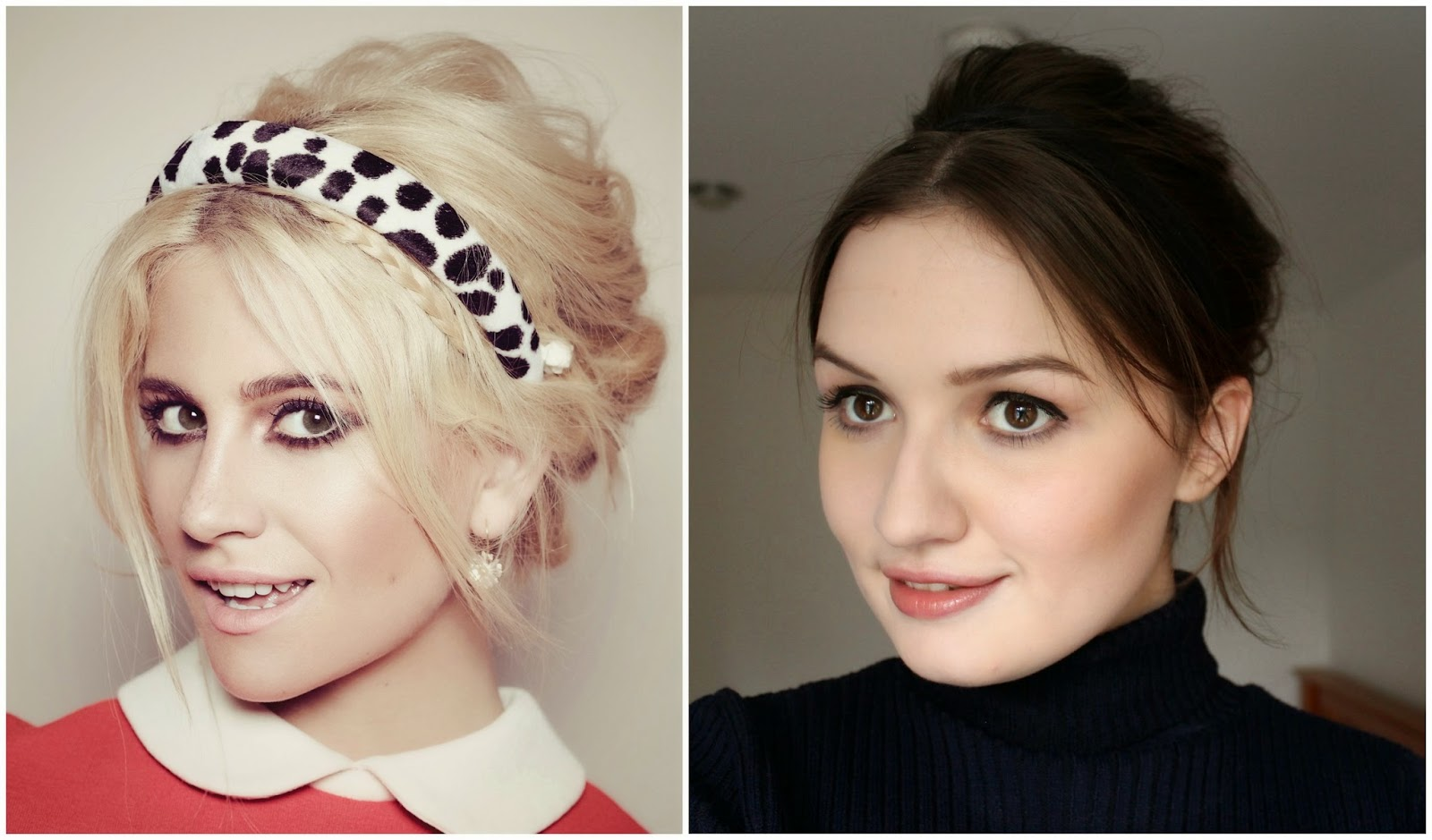 pixie lott beauty bloggers bblogger bloggers make up mascara eyeliner winged liner sixties get the look tutorial oliver cheshire instagram fashion lifestyle blog bloglovin