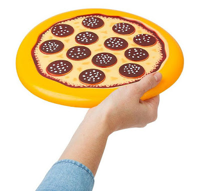 Pizza Frisbee