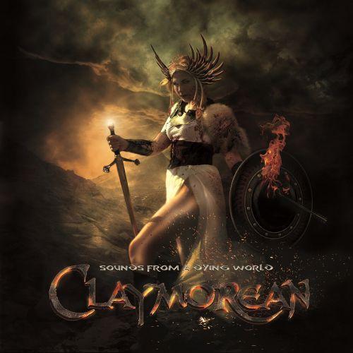 Heavy metal artwork women swords