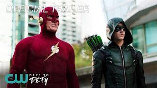 CW Rilis Sebuah Extended Trailer Dari Elseworlds