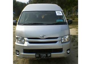 Sewa Elf DMS Rental Mobil Medan