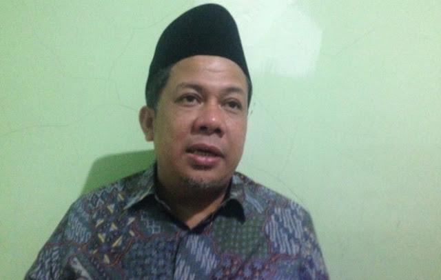 Pemerintah Buru HTI, Fahri Hamzah: Aparat jangan Over Akting