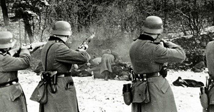 Το Σάββατο το μνημόσυνο για 17 εκτελεσθέντες πατριώτες από τους Ναζί στη Λάρισα