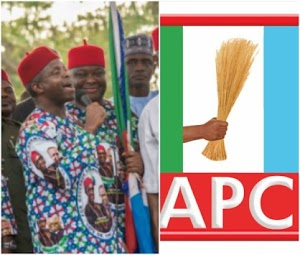 'APC can't make promises it won't keep, we keep our promises' -Osinbajo says at APC Anambra governorship campaign