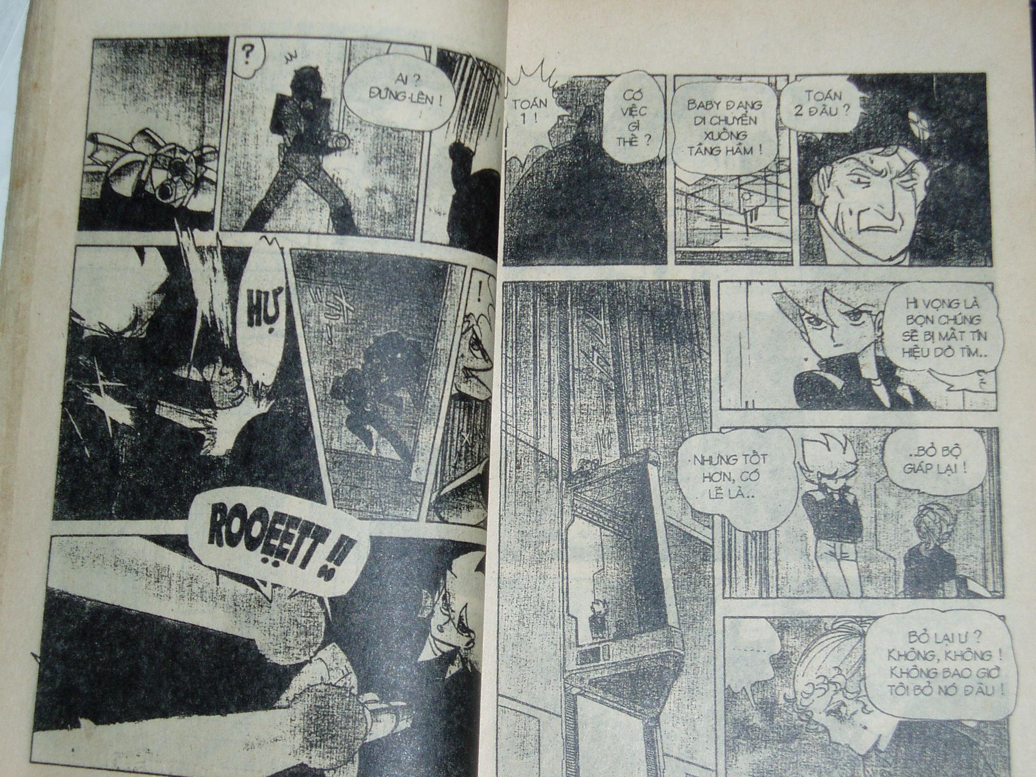 Siêu nhân Locke vol 16 trang 22