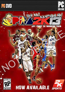 Download PBA 2K13 Mod for PC