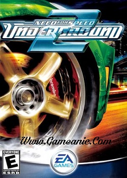Need For Speed Underground 2 Game Cover