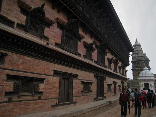 Palacio de las 55 ventanas, Bhaktapur