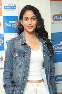 Actress Lavanya Tripathi Pictures at Radio City  0008