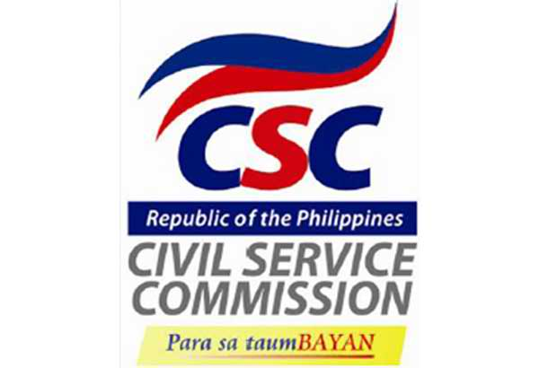 civil service commission CSC Official Logo