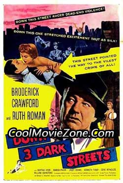 Down Three Dark Streets (1954)