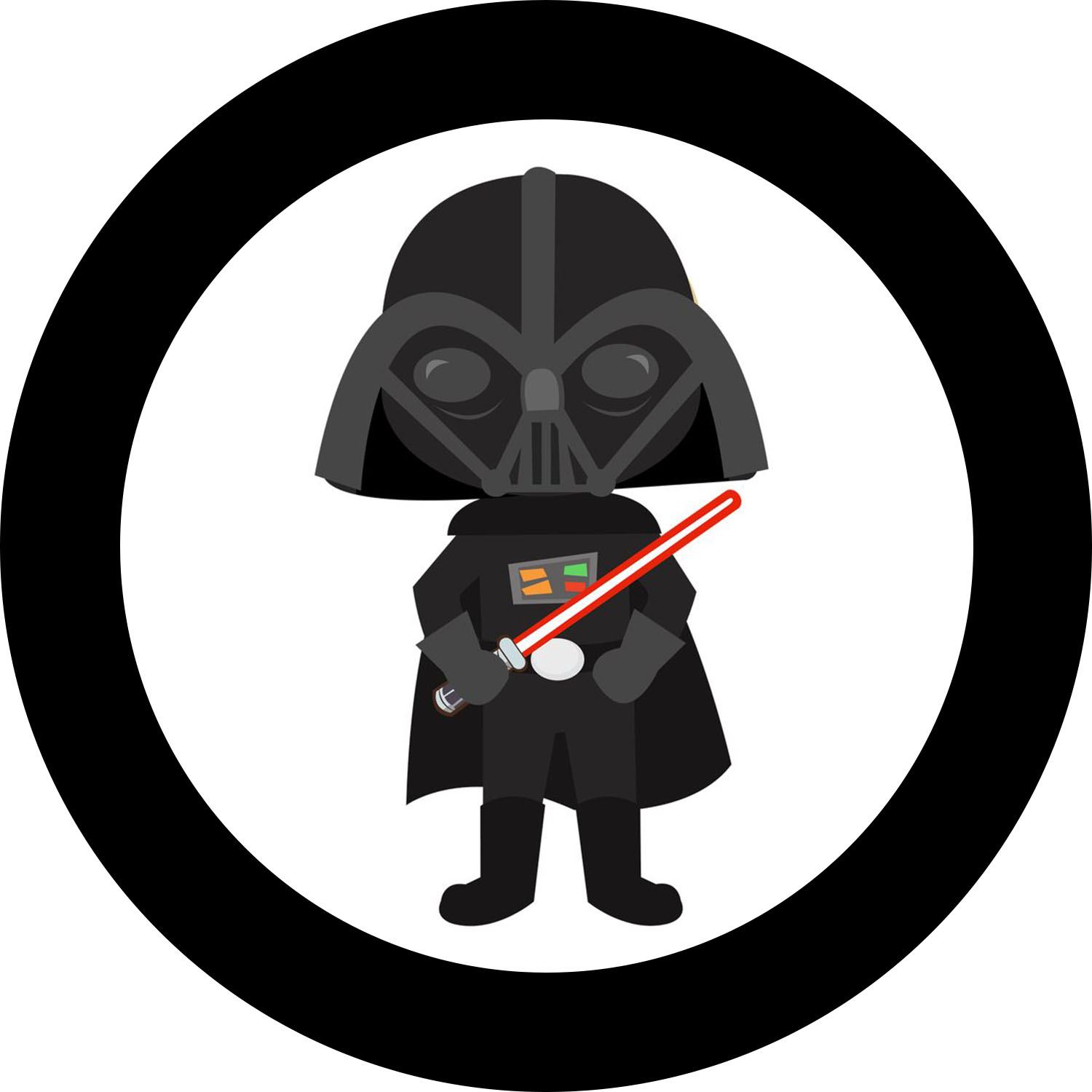 Star Wars Babies Free Printable Toppers And Wrappers For