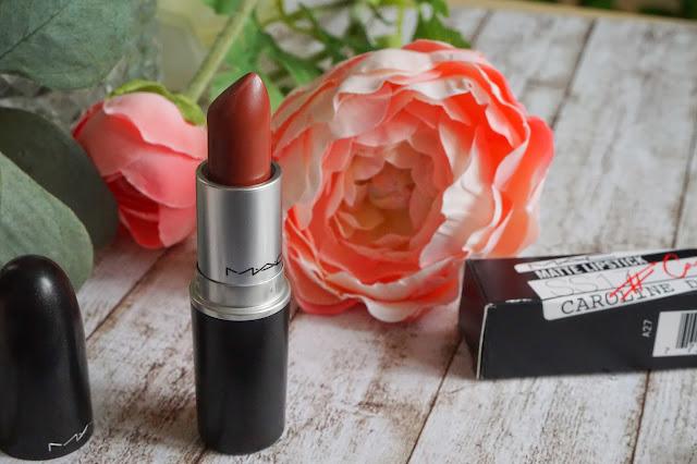 MAC - Matte Lipstick in Caro Daur
