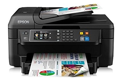 Epson WorkForce WF-2660 DWF Driver Download