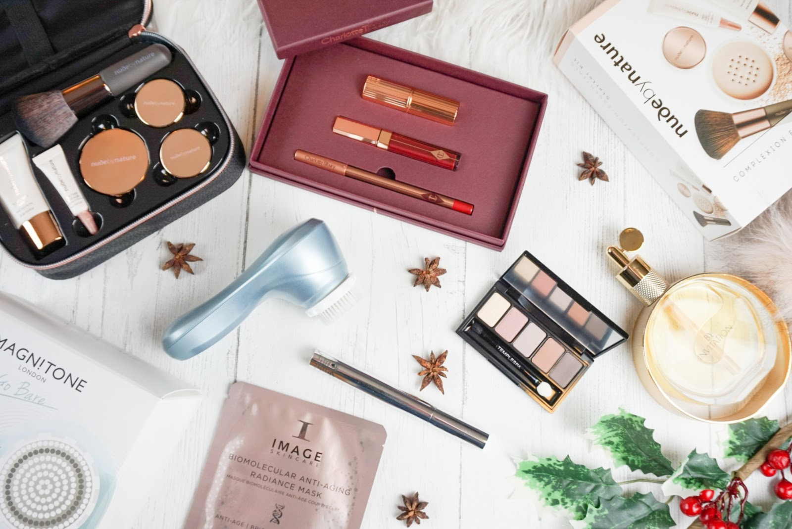christmas luxury beauty gifts