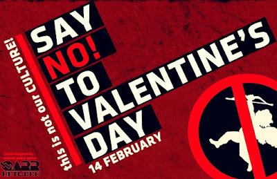 Sejarah Suram Hari Valentine Berkedok Hari Kasih Sayang www.guntara.com