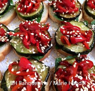 Marie Gourmet - Crostini vegetariano