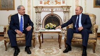 Putin exige a Netanyahu evitar acciones desestabilizadoras en Siria