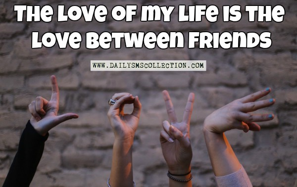 happy friendship love images