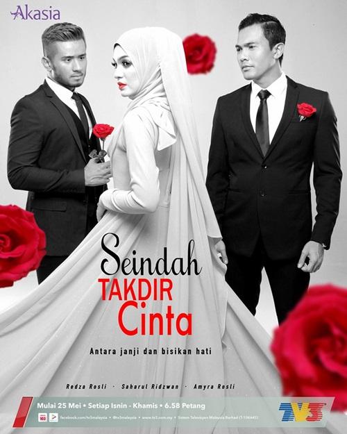 Pelakon Drama Seindah Takdir Cinta TV3, pelakon utama, pelakon pembantu, pelakon tambahan drama Seindah Takdir Cinta TV3
