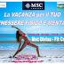 Msc Divina Fit Cruise - una vacanza per il benessere fisico mentale