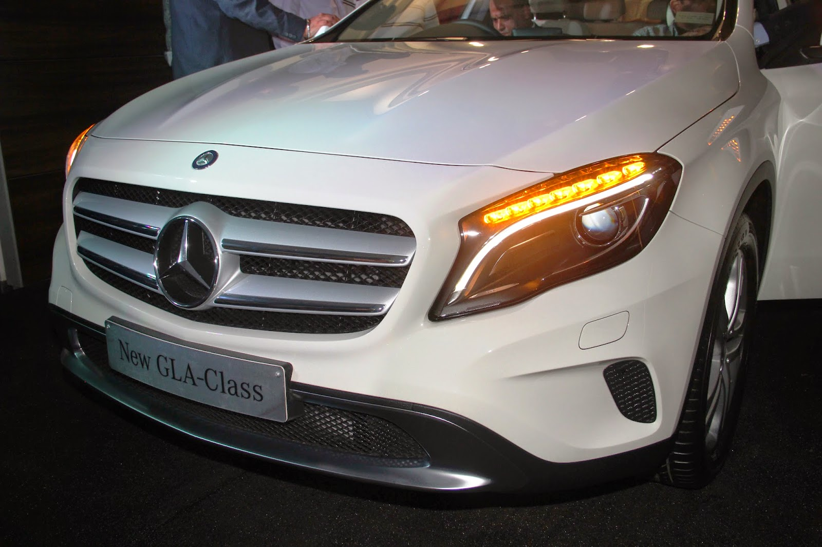 Mercedes-Benz GLA-Class Preview at Shaman Wheels,Kalina