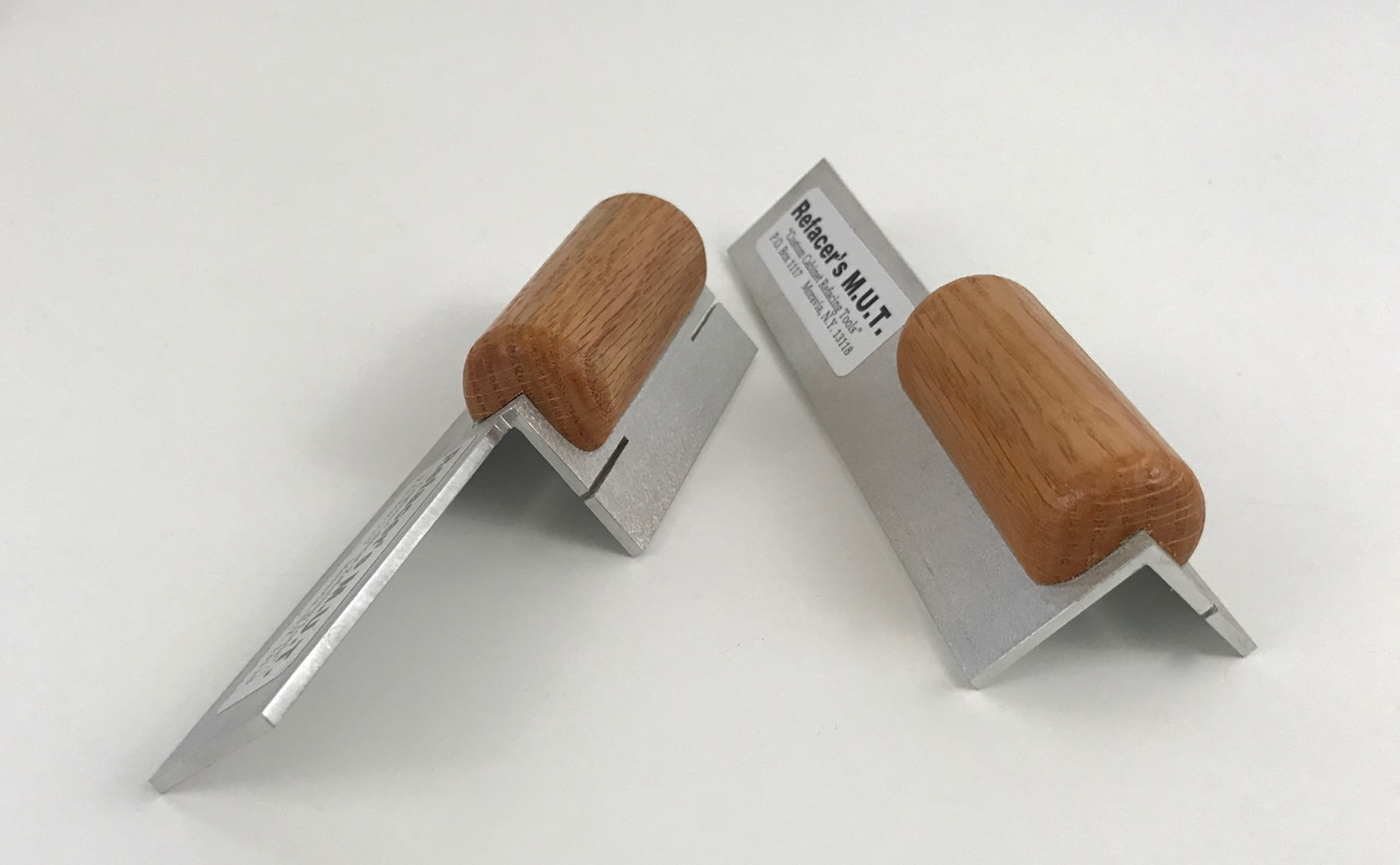 Cabinet Refacing Tools: Refacer's MUTs(Multiple Use Tools)