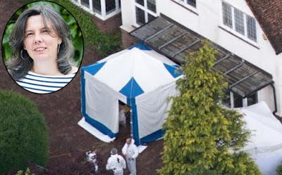 Escritora pudo estar viva cuando fue arrojada a una fosa septica
