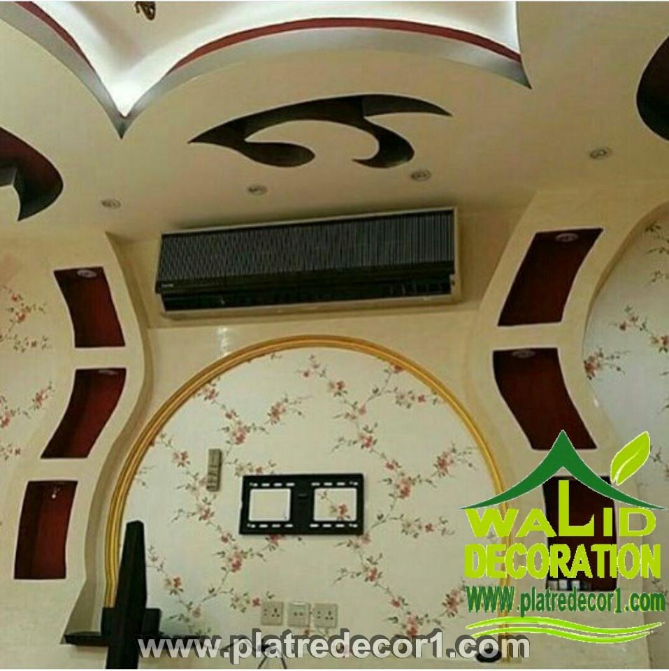 Decor platre 2016 - Decoration platre chambre ...