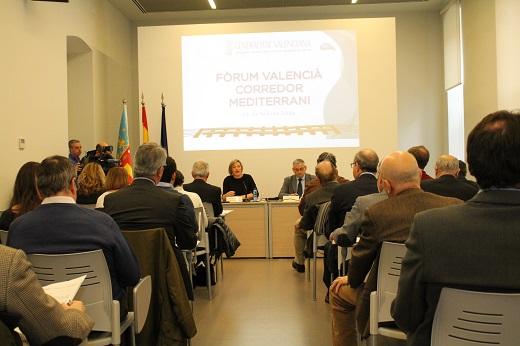 Salvador anuncia que la estrategia 'Uneix' de infraestructuras contará con talleres de participación sectoriales, territoriales y de innovación
