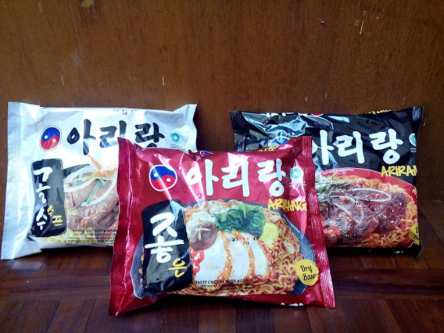 arirang korean noodle