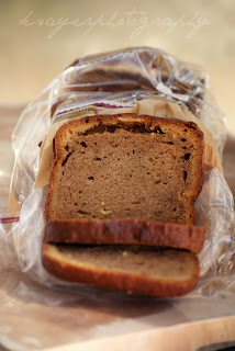 Vitality Gluten Free Banana Bread