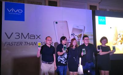 Vivo V3 Max Launches in the Philippines, 5.5-inch FHD Snapdragon 652 4GB RAM for Php16,990