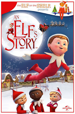 An Elf's Story: The Elf on the Shelf Poster
