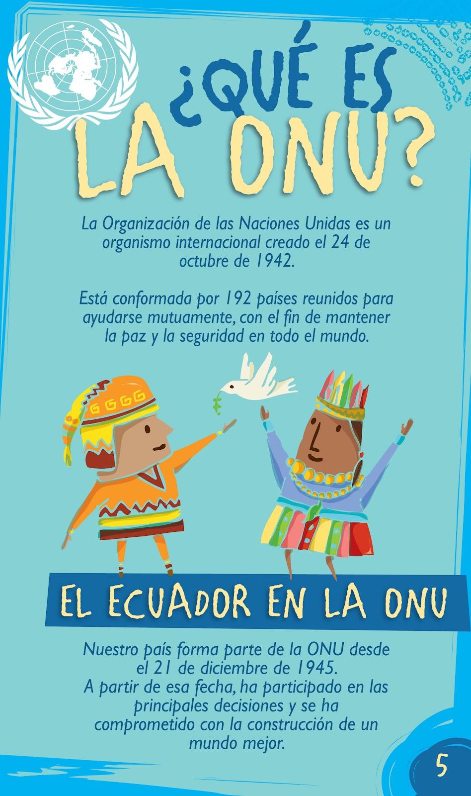 Paola Lagos: Diseño folleto niñez ONU