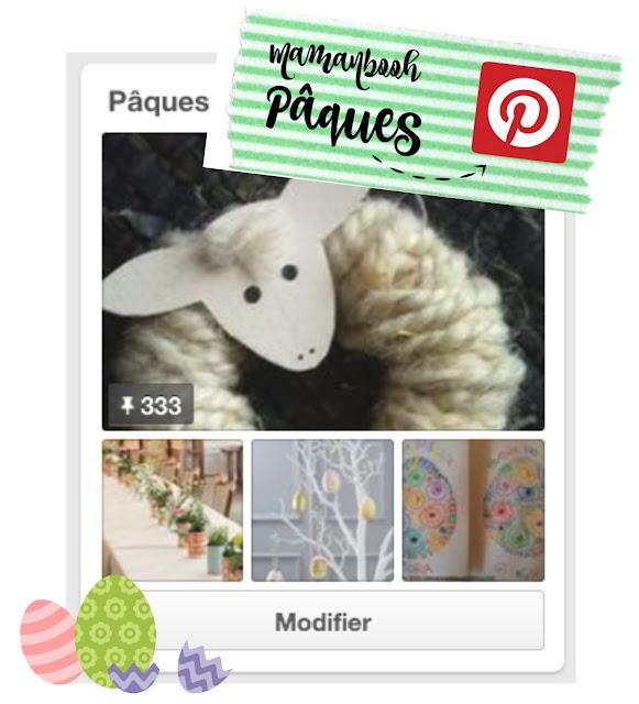 En vedette sur Pinterest, mon tableau ::Pâques:: pour vous inspirer!