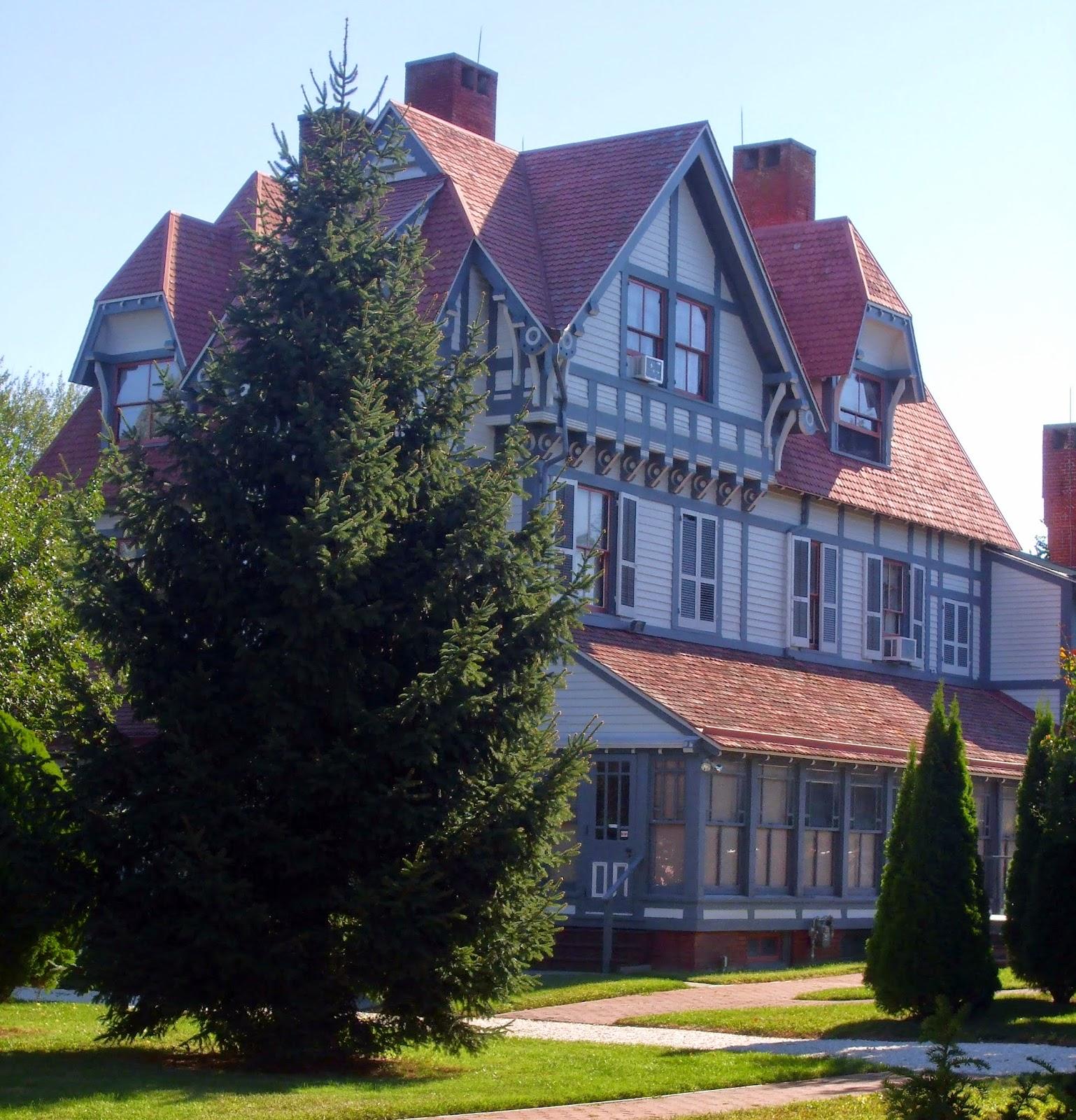 Rosemary's Sampler: Emlen Physick Estate, Cape May, NJ